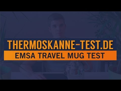 Emsa Thermobecher Test - Testbericht zum Emsa Travel Mug