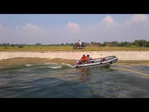 Pencarian 2 Bocah TK Tenggelam Di Sungai UNDAAN KIDUL
