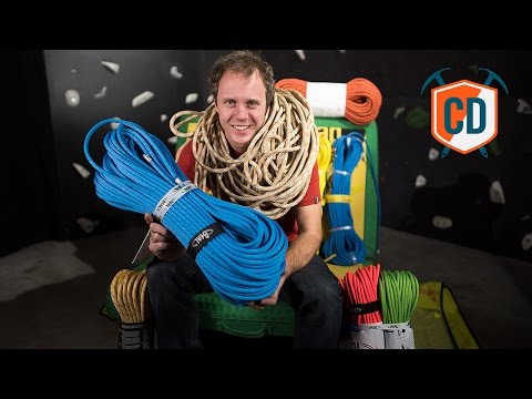 Which Climbing Rope Is Best For You?   Climbing Daily Ep.856