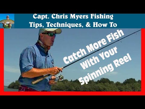 Tips on How to Cast a Spinning Reel Properly
