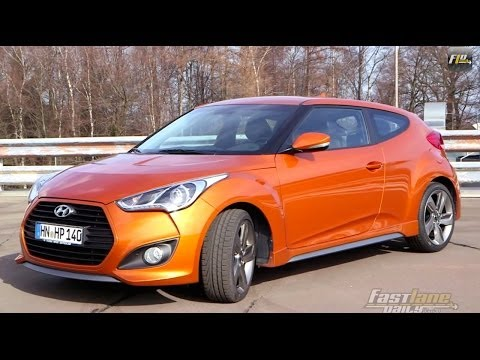 2014 Hyundai Veloster Turbo Review – Fast Lane Daily