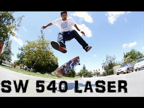 540 - Subscribe if you don't hate my channel :) http://www.youtube.com/ChristopherChann Cody Cepeda is so good at skateboarding and such a nice dude, give him a fo...