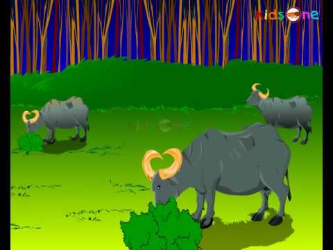 Yalk and Tiger  Hindi Animated Stories