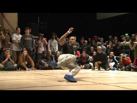 Niek - Solo BBoy Semi Final MORRIS vs NIEK Winner - NIEK UK B-Boy Championships World Finals 2012 www.bboychampionships.com.