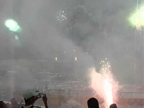 Trujillanos f.c Salida Copa Total Sudamericana - Tribu Guerrera - Trujillanos