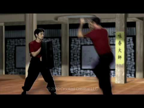 Video of Wing Chun Masters