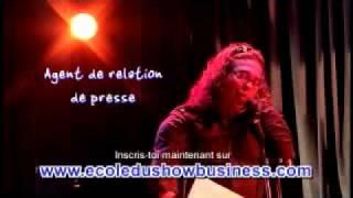 Publicité 15 Ans De L'École Du Show Business