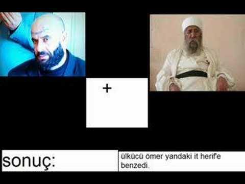 Ülkücüler !siz ne  Arap'a benziyorsunuz? vah vah ! (видео)