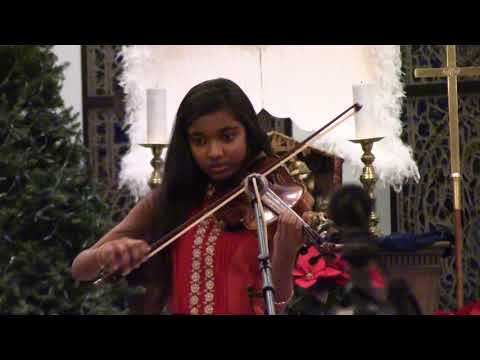 Grand Indian Christmas Celebration 2017 (gicc) - Olivia & Stacey