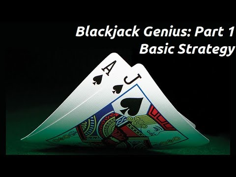 Blackjack Genius [Part 1] - Learning Basic Strategy (S17 Tables)