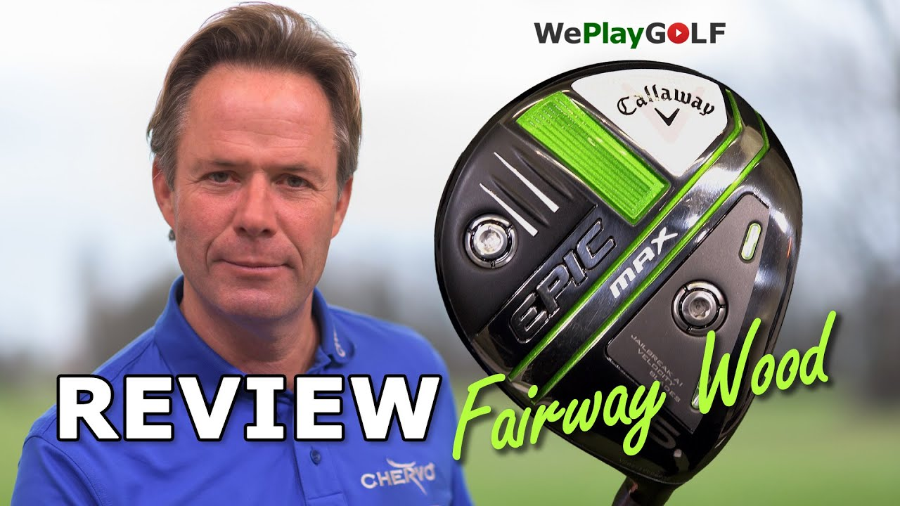 Callaway Epic 2021 Fairway Wood tested!