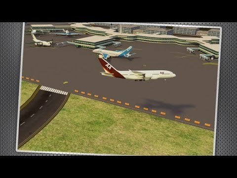 Jumbo Jet Parking HD : Awesome Airport Flight & 3D Parking Simulator GamePlay