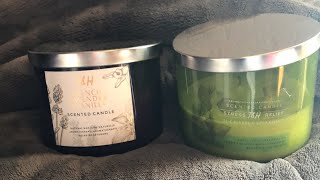 T & H Wholesalers 3 Wick Candle Reviews