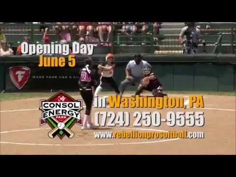 Rebellion Inaugural Home Opener June 5th! Be here!