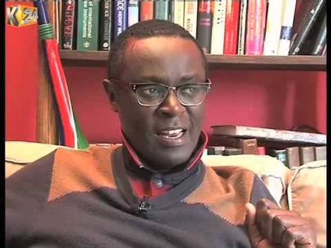Mutahi Ngunyi : The first luo President will be former PM Raila Odinga's daughter