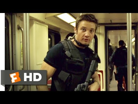 S.W.A.T. (2003) - Between Old Partners Scene (7/10) | Movieclips