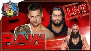 Nonton Wwe Raw 2 October 2017 Full Show Reaction Hangout   Wwe Monday Night Raw 10 02 17 Hd Film Subtitle Indonesia Streaming Movie Download