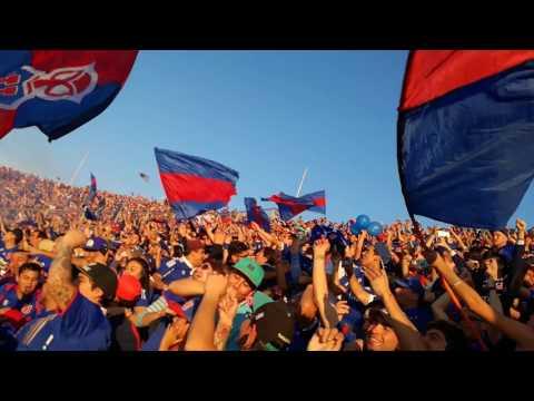 Al león yo lo llevo en el corazón! Minutos finales U.de Chile Vs San Luis. Los de Abajo 2017 - Los de Abajo - Universidad de Chile - La U