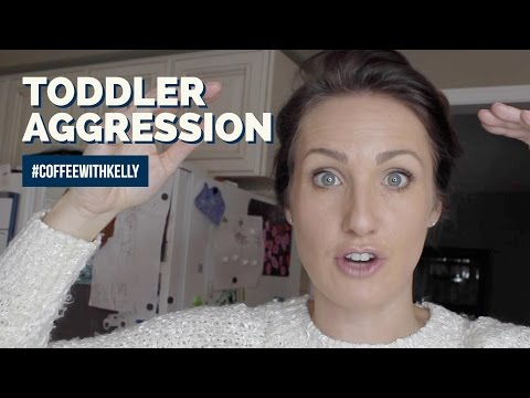Toddler Frustration + Aggression | #coffeewithkelly
