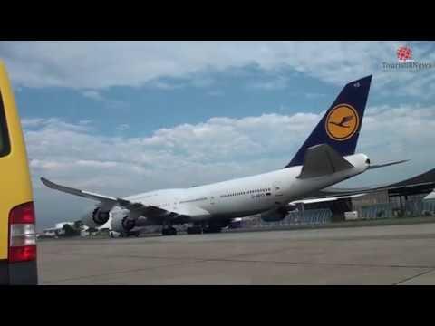 Der Sommerflugplan des Frankfurter Flughafen