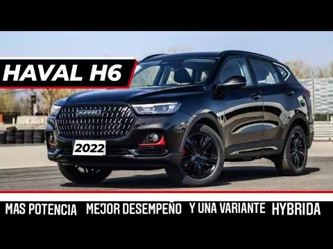 Nuevo Haval H6