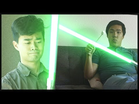 5 Everyday Uses of a Lightsaber (Star Wars)