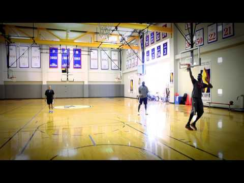 from - Last season, Philadelphia's Nerlens Noel was not only healing from a knee injury – he also spent the time off re-building his jump shot with head coach Brett Brown. The tutelage continued...