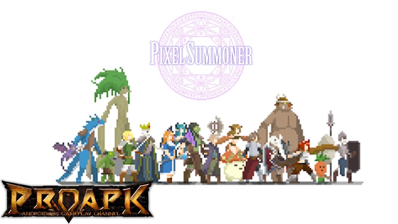Pixel Summoner