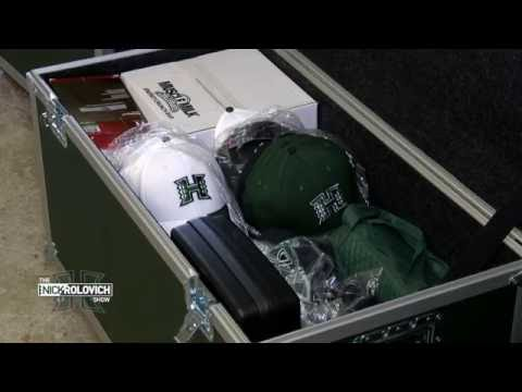WATCH: Travel is a Logistical Nightmare for Hawai'i Football