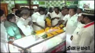 Nagoor Hanifa Passed Away - Dinamalar April 9th 2015 Tamil Video News
