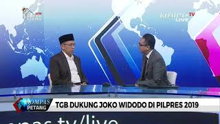 Video TGB Bicara Soal Dukungannya Kepada Joko Widodo MP3, 3GP, MP4, WEBM, AVI, FLV September 2018