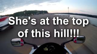 2. 2003 Yamaha R1 0-100mph | Harley Can't Keep Up | ThatBikerDude