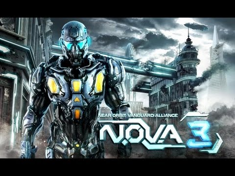 iphone game reviews - This is the gaming performance of iPhone 5S while playing N.O.V.A 3 game. The game runs smooth and no issues what so ever. This video is about N.O.V.A 3 gami...