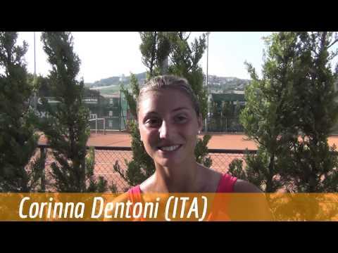Dentoni, ITF Todi 2014 (d. Segarelli 63 36 64)