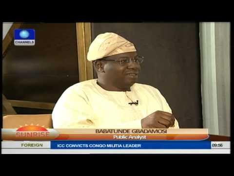 Corruption Fight: Nigeria's Legislature, Judiciary Failed Us — Gbadamosi