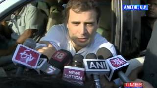'Force feeding is RSS-BJP ideoloy': Rahul Gandhi