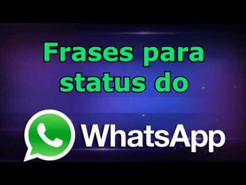 Status criativos - 25 frases para status do whatsapp 2017