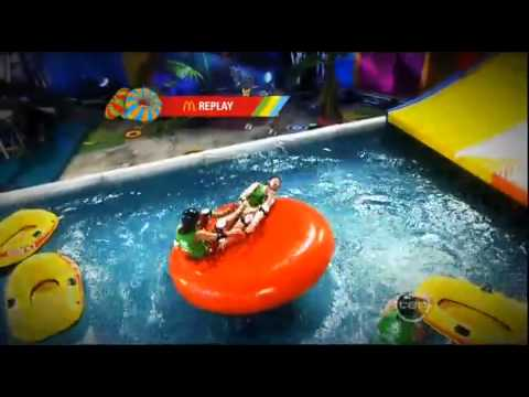 It's A Knockout (AUS) (27 Nov 2011) - Premiere (Intro and Game 1)