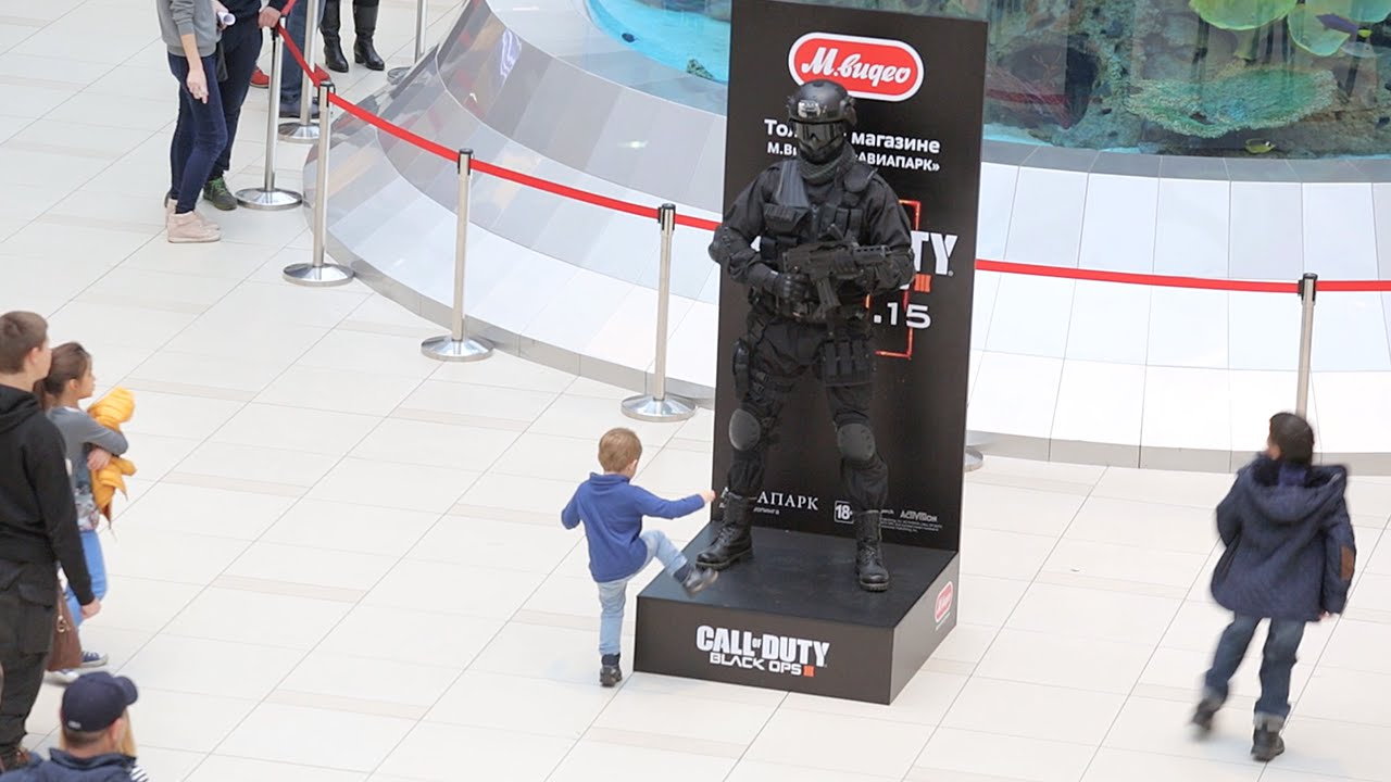 Call Of Duty Black OPS III в М.Видео