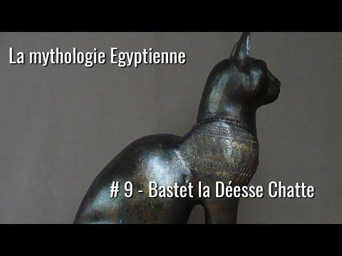 La Mythologie Egyptienne - #9 Bastet, la Déesse chatte
