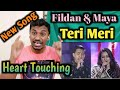 Download Lagu Indian Reacting Duet Fildan dan Shreya Maya - Teri Meri:MANTUL MANTAP BETUL!! DA Asia 4 Mp3 Free
