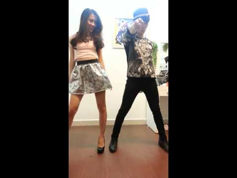 GENTLEMAN Dance Cover Kelbin & Ngọc Thảo