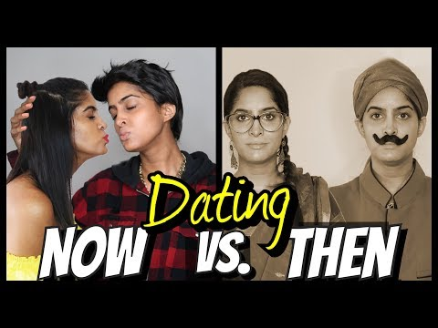 dating in the past vs now