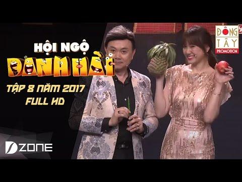 HỘI NGỘ DANH HÀI 2017 TẬP 8 FULL (18/02/2017)