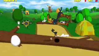 Ostrich Runners videosu