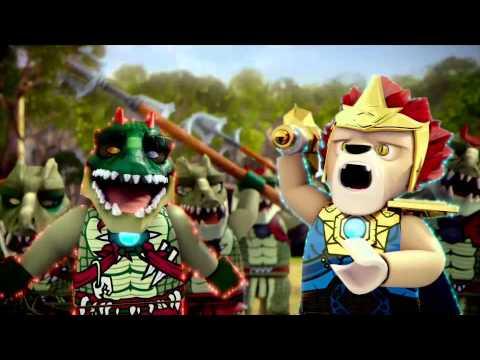 LEGO® CHIMA™ - 90 Minute TV Event! (видео)