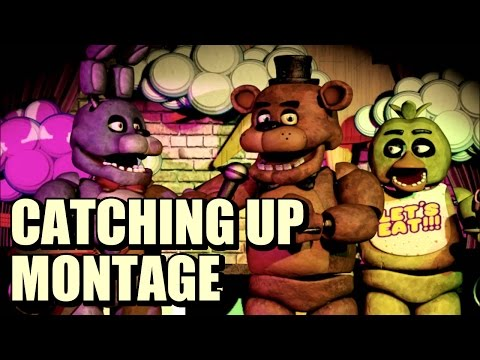 freddyw - When I did Nights 1-3 on the LiveScream signed into Jordan's steam, I had to start from scratch on my account with Five Nights at Freddy's. So here I give to...