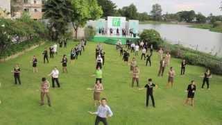 Flash Mob Dance - Holiday Inn Chiangmai Celebrate Service Week 2013