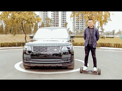 Đánh giá xe Range Rover P400e giá 10 tỷ, động cơ Xăng pha Điện | XEHAY - Thời lượng: 18 phút.
