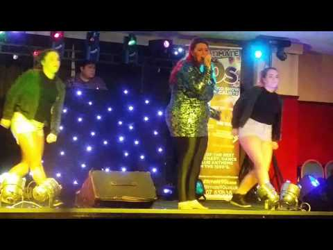 Toca's Miracle 90s dance Tribute at The Longlands Middlesbrough